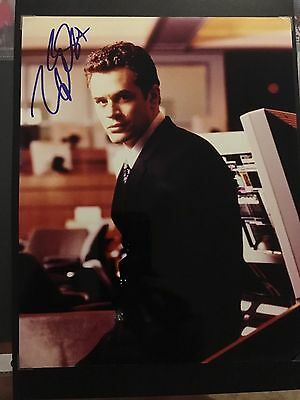 Tom Everett Scott hand signed 10x8 photo of the actor La La land