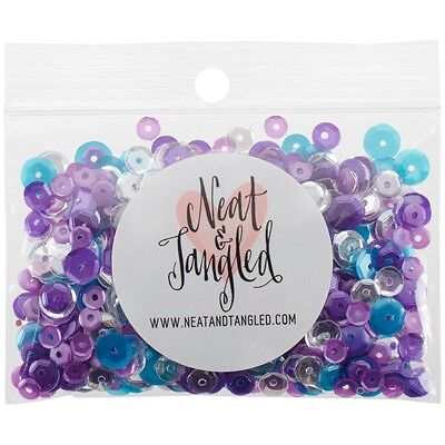 Neat & Tangled Sequin Mix -Mermaid Tail