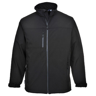 Portwest - Outdoor Workwear Breathable Waterproof Softshell Jacket (3L)
