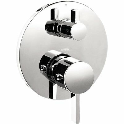 Hansgrohe E Ecostat Thermostat UP 04352830,m.Grundbox,polished nickel