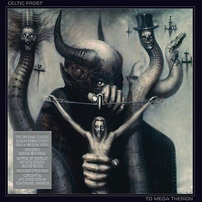 "Celtic Frost ""to Mega Therion"" Rerelease 2-Lp Neu! Vö 30.06.2017"