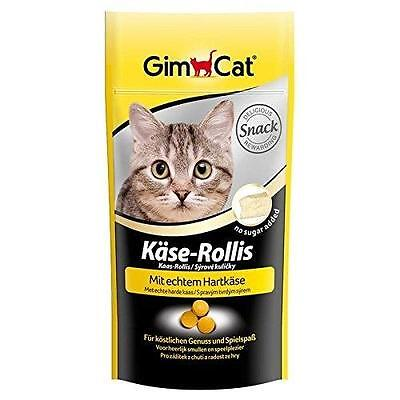Gimcat | Fromage Rollis | 40 G Zoo