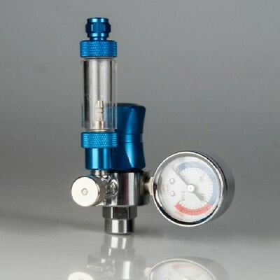 VYDRA  CO2 REGULATOR Riduttore pressione co2 acquario contabolle