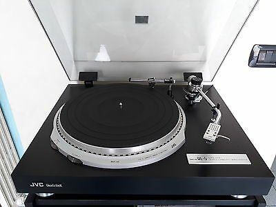 Turntable JVC QL-5 perfect conditions with cartridge new original Z1S