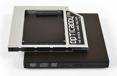 Generic 2nd Hard Drive Hdd Ssd Caddy for Toshiba Portege M700 Series M700-s7004x M700-s7005v