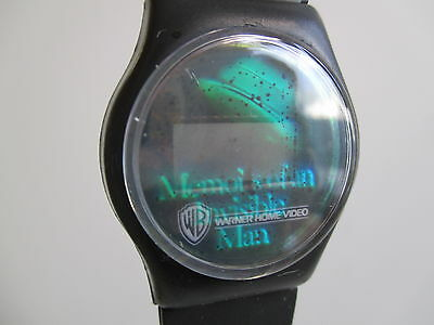 1992 Memoirs Of An Invisible Man Promo Mail-Away Holographic Watch Chevy Chase