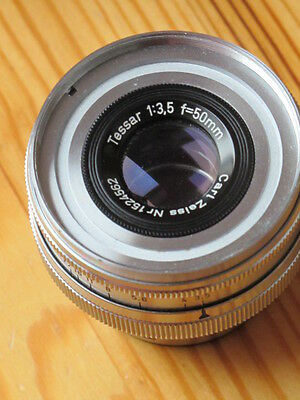 Zeiss Tessar 3,5x50mm for Contax**