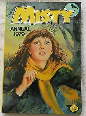 Misty Annual 1979 (Not Price Clipped)