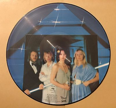 ABBA 1979 Voulez-Vous Limited Edition Picture Disk