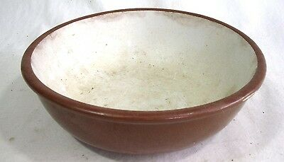 **** Vintage Guernsey Cooking Earthenware Country Bowl *****