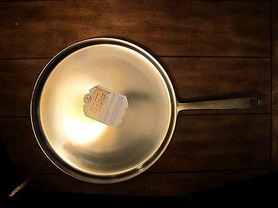 Paul Revere Signature Copper Souffle Crepe Pan Skillet 1776 1976 ~really nice~