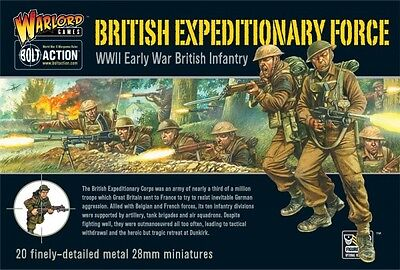 Warlord Games Bolt Action British Expeditionary Force