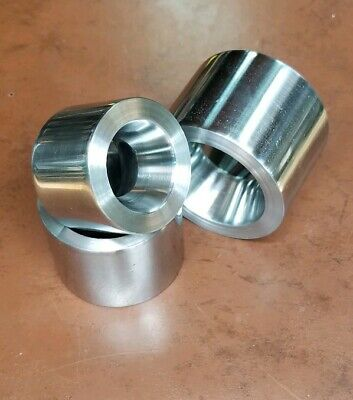 """3 Coin Ring Double Sided Reduction Dies 1.0"""" to 1.5"""" @ 20°"""