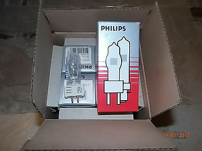 Lot De 4 Lampes / Studio Lamp Philips 220V/ 1000W Gx9,5 / 6984P Cp/ 63