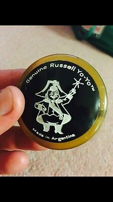 Russell Yoyo Mint Lil-general Professional