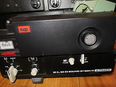 Elmo ST 600 M Super 8mm Movie Sound Projector
