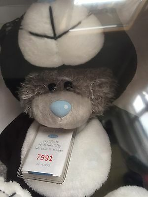 Me To You Tatty Teddy Limited Edition No. 7991 Dressed As A Cat Boxed
