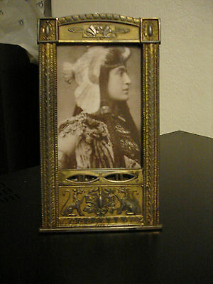 Lovely  Rare, Original Art Nouveau, Arts & Crafts  French Photo Frame