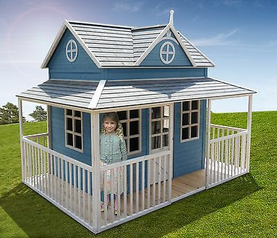 Victorian Playhouse Cubby House