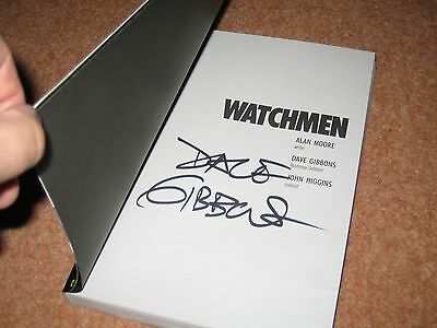 Watchmen Bundle - Film Companion + SIGNED Book + Watchman 2 disc special DVD