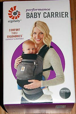 Ergobaby Original Black / Camel, Performance Black / Charcoal Baby Carrier