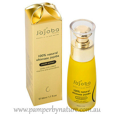 The Jojoba Company - 100% Natural Jojoba Blend Youth Potion 50ml