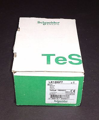 LX1D6F7 Schneider Electric Magnetic Coil - NEW