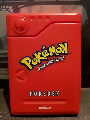 retro pokemon pokedex tiger AUS SELLER express post option