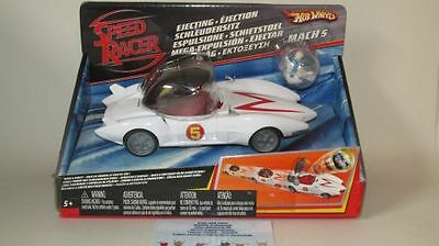 Hot Wheels Speed Racer Schleudersitz Mach 5 Mattel M8919  NEU
