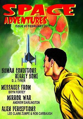 197 SPACE ADVENTURES #3 - Science Fiction tales of Astro Adventure!
