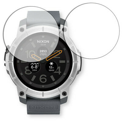 2x Golebo Crystal screen protector for Nixon The Mission