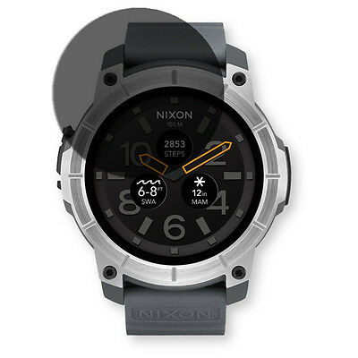 Golebo Screen Film for Privacy protection black for Nixon The Mission