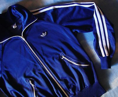 JACKET vintage 70's ADIDAS  tg.S/M circa Made in Austria  RARE