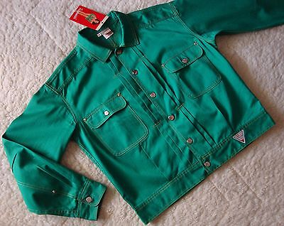 JACKET  vintage 80's  FIORUCCI  tg.M  made in ITALY  New!  RARE