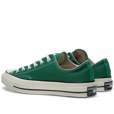Converse Chuck Taylor All Star Low 1970s OX Amazon Green First String 141178C