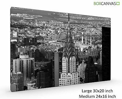 Modern Photo Canvas Wall Art 1 New York