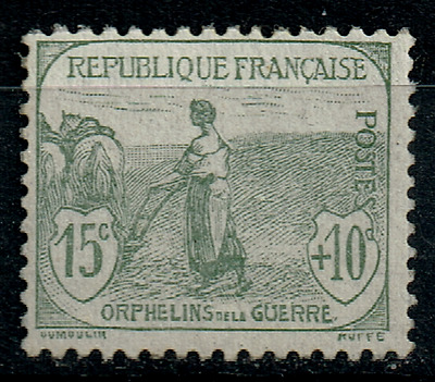 TIMBRE FRANCE  1917/18 n°150 NEUF** COTE 125€