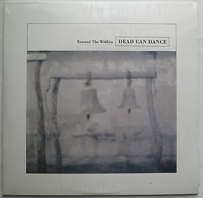DEAD CAN DANCE - Toward The Within. 2016 Reissue Double Vinyl LP. 4AD  *SEALED*