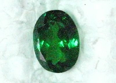 1.40 Carats Tsavorite Garnet - Top Bright Emerald Green Color