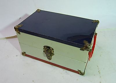 Vintage Betsy Mccall Doll Metal Box - Box Only