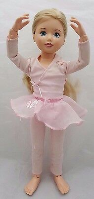 "Zapf Creation 13"" Jolina Poseable Ballerina Doll"
