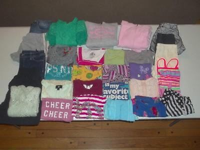 30pc Girls size 10 Spring Summer lot Aero Ambercrombie Old Navy dress clothes