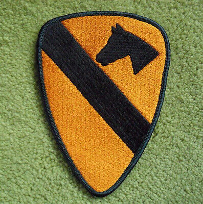 US Army 1st Cavalry Patch