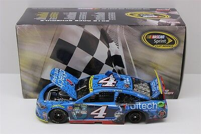 Kevin Harvick #4 2016 Ditech New Hampshire Raced Win 1/24 In Stock Free Ship