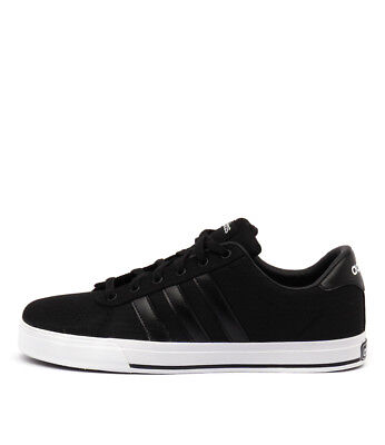 New Adidas Neo Daily Black/White Men Shoes Casuals Sneakers Sneakers