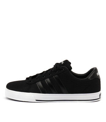 New Adidas Neo Daily Black White Mens Shoes Casual Sneakers Casual