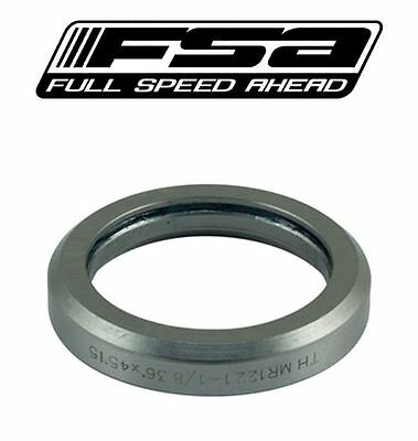 "FSA Bicycle Headset Sealed Bearing ACB TH-873E 36°×45° MR122 1 1/8"" Steerer"