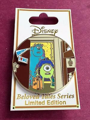 Disney DSF DSSH Monsters University Mike Sully Beloved Tales Surprise LE 300 Pin