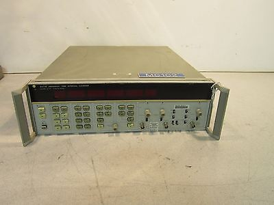 HP 5370B Universal Time Interval Counter