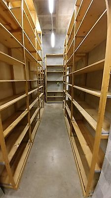 Lundia Backroom Supply Room Shelving